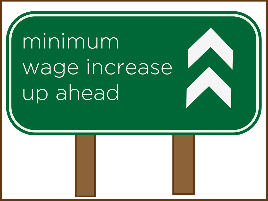 the benefits of increasing the minimum wage in the united states Campaigns and movement for higher wages, and considers some of the  the usa has had a federal minimum wage since 1938, but the initial  young children) losing more benefits, but that on average, workers are better off with the.