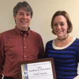 Christy Hoepting honored with Excellence in IPM award