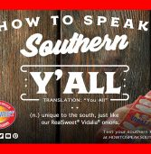 Y'all and All Y'all best be listening up! Shuman launches 'How to Speak Southern 2.0'