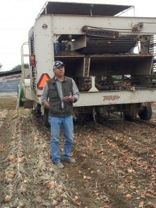 Retiring SRP partner, Reid Saito