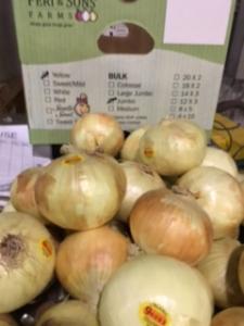 PERI Organic Jumbo Yellow