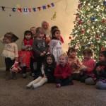 Peri's Little Bulbs Christmas party
