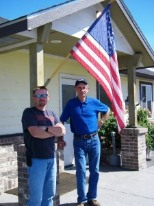 All American Business - Fiesta Farms. Garry Bybee and son, Marc Bybee