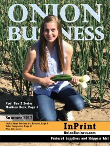Summer InPrint Online Magazine – Onion Business