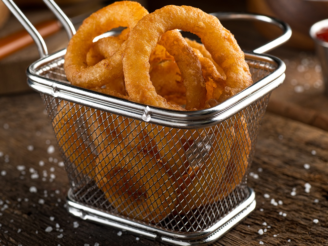 O is for Onion Ring, as in National Onion Ring Day June 22 ...